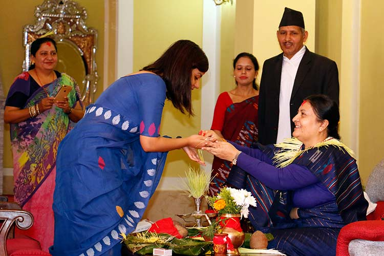 bidyadebi bhandari