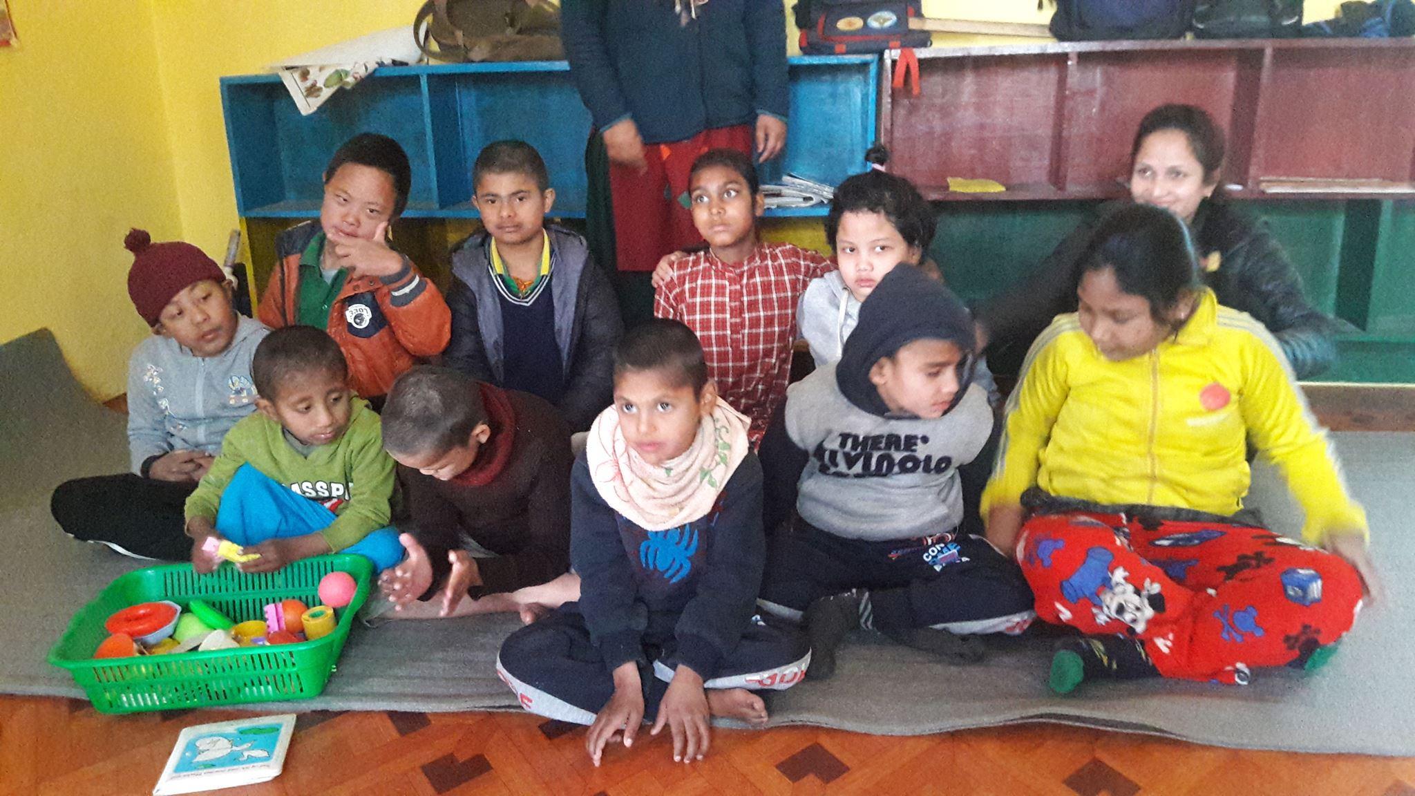 new life nepal